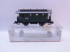 LOT 42388 | Schöner Fleischmann H0 5051 Personenwagen grün 3. Klasse in OVP