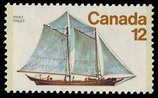 "CANADA 744 - Sailing Vessels ""Pinky"" (pa16757)"