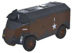 Oxford 1/76 Dorchester ACV 1st Polish Armoured Division NWE 1945 76DOR003