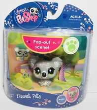 """Littlest Pet Shop """"Fanciest Pets"""" #1837 Koala, Green Eyes"""