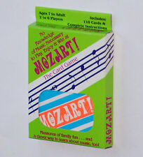 Mozart The Game- Educational Music Card Game- Learn Notes and Symbols