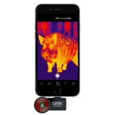 Seek Thermal CompactPRO FF - Wärmebildkamera mit Apple Lightning Anschluss