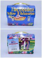 VINTAGE SEALED 1999 Hallmark School Days Beatles Mini Metal Lunch Box