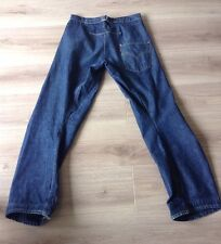 LEVI'S JEANS TWISTED / ENGINEERED CINCH BACK SIZE 29 X 32 RED TAB VGC SEE DESCRP