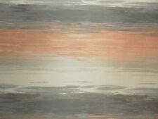 Harlequin Curtain Fabric Chroma 3.0m Blush/slate/dove Stripe 300cm Fauvisimo