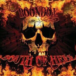 NEW/SEALED CD&DVD SET BOONDOX SOUTH OF HELL 2010 RARE!! PSYCHOPATHIC ICP TWIZTID
