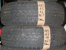 185 65 14  86T  2 pneumatici Neve ROTEX W2500 M+S Winter Snow Termiche USATI