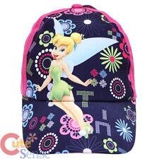 Disney Tinkerbell Fairies Baseball Cap Kids Hat - Purple Flora Fairy Tinker bell