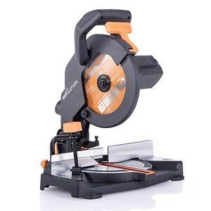 Evolution Power Tools R210CMS Multi-Purpose Chop Mitre Saw 110v
