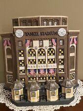 Department 56 Christmas In The City Series Yankee Stadium