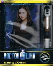Amy Pond Nintendo DS Lite/DS/DSi Slip Case & Sonic Screwdriver Stylus Pen Dr Who