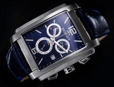 BISSET BSCX26 CHRONOGRAPH Herrenuhr Swiss Made Armbanduhr