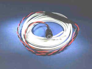 High Water Level Silent Alarm With Random Colour Flashing LED 12V