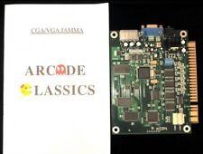 Jamma Board Arcade Classics  CGA/VGA Output
