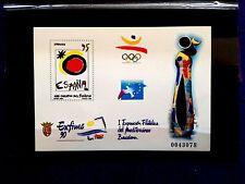 ESPAÑA PRUEBA F.N.M.T. 1990 Nº22 EXFIME 90 JOAN MIRO