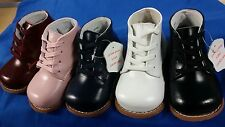 Leather First  Infant Toddler Walking Shoes Assorted Colors and Sizes