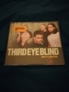 Third Eye Blind - How's It Going To Be - 3 track CD Single