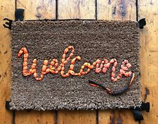 Banksy Welcome Mat Love Welcomes Gross Domestic Product GDP First Edition of 500