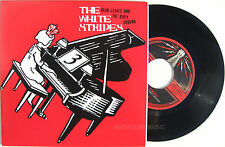 """WHITE STRIPES 7"""" Dead Leaves And The Dirty Ground BLACK Vinyl NEW Unplayed Jack"""