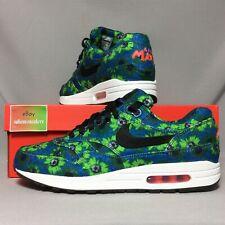 Nike Air Max 1 Premium SE UK9.5 858876-002 Floral Mowabb EUR44.5 US10.5 ACG prm