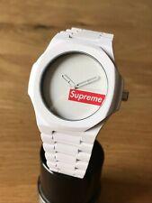 Reloj SUPREME Wrist Watch - White 2020 Quartz - Nautilus Model - New Watches