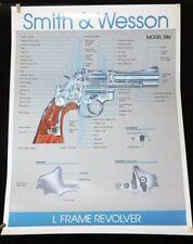 UMAREX SMITH /& WESSON s/&w poignées en caoutchouc pour les modèles 586 et 686 448.116