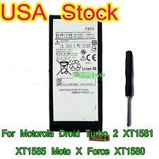 Battery For Motorola DROID Turbo 2 Moto X Force 32GB 64GB XT1580 XT1581 XT1585