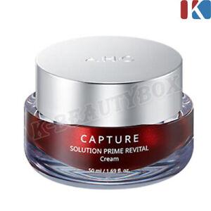 AHC Capture Solution Prime Revital Cream 50ml Moisturizing Cream Day Cream NEW
