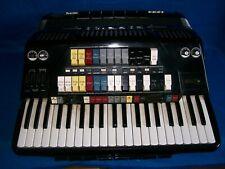 More details for farfisa accordion super syntaccordion sa 3m