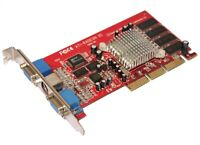 ATI Radeon 7000 - Power Magic PM8912-991 - 64MB AGP Video Graphics Card [5747]
