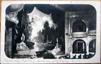 1909 Duquoin, IL Realphoto Postcard: Majestic Opera House Interior - Illinois