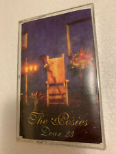 The Posies Dear 23 Cassette Tape 1990 Alt Rock Tested Excellent