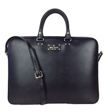 Kate Spade Bag WKRU1657 Wellesley Tanner Laptop Bag Black agsbeagle