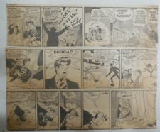 """(206) """"Li'l Abner"""" Dailies by Al Capp from 2/25-12/31/1940 Size: 3 x 10 inches"""