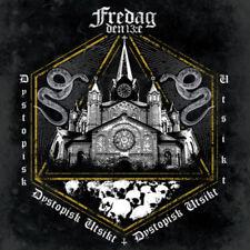 FREDAG DEN 13:E - Dystopisk Utsikt CD DISFEAR POISON IDEA WOLFPACK WOLFBRIGADE