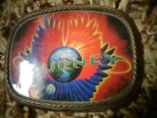 Journey belt buckle Midwestern 1978 similar to Pacifica Excellent condition