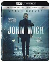 John Wick 4K Ultra HD [Blu-ray + Digital HD] -  CD CKVG The Fast Free Shipping