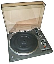 【RARE】'80 Philips 777 DirectControl Turntable-Empire 2000 Cart! TESTED~GUARANTY