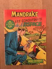 Mandrake numéro 0 (feuille-annonce) - NEUF