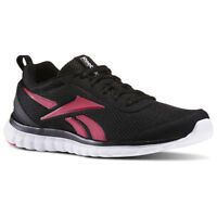 Reebok Womens Running Trainers, Reebok Sublite Sports Shoes - Size UK 3-7