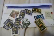 12 Shakespeare commemorative UK British postage stamps philately postal kiloware