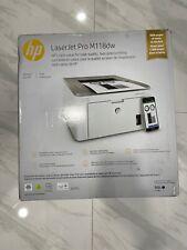 HP Laserjet Pro M118dw Wireless Monochrome Laser Printer new!!!!