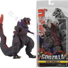 "NECA Movie 2016 Shin Red Godzilla 12'' Head to Tail 7"" Action Figure Model"