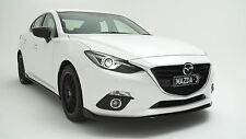 Mazda 3 Kuro Style Full Lip Kit for 2014 BM Mazda 3 Sedan Pre-face Model