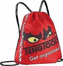 Teng Tools Drawstring Backpack Gym/Book Bag Nylon PU Size: 440 x 370mm