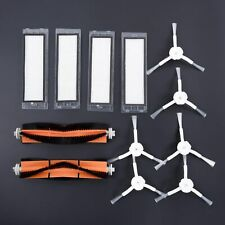For Xiaomi Mi Roborock S50 Vacuum Cleaner Pack Main Brush+Side Brushe+Filters