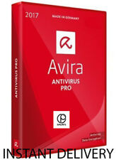 Avira Antivirus Pro 2017, 3 Devices, 3 Years Licence, Instant Delivery
