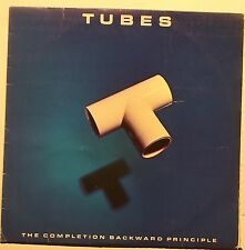THE TUBES / THE COMPLETION BACKWARD PRINCIPLE 1981 CAPITOL EMI AUSTRALIA