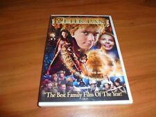 Peter Pan (DVD, 2004 Widescreen) NEW
