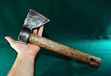 Antique Ferfor Forged Nº0  Steel Tomahawk Hatchet Blacksmith Axe Old Tool!
